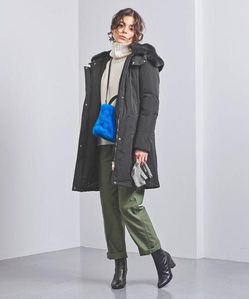 北海道 3月 服装 パンツコーデ4