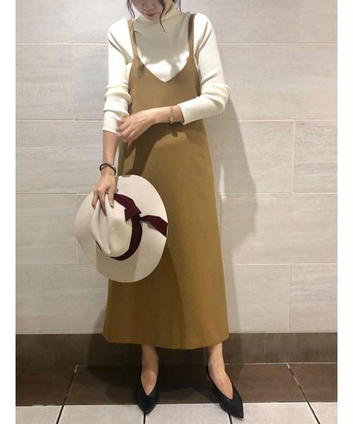 [Loungedress] サロペットスカート
