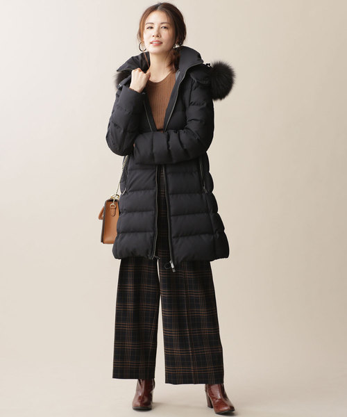 北海道 3月 服装 パンツコーデ3