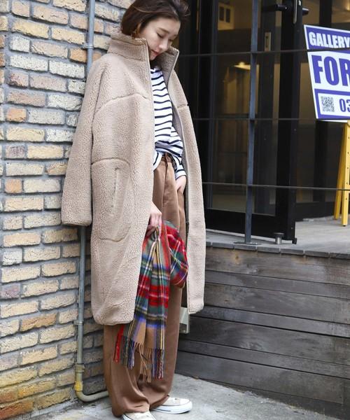 北海道 3月 服装 パンツコーデ6