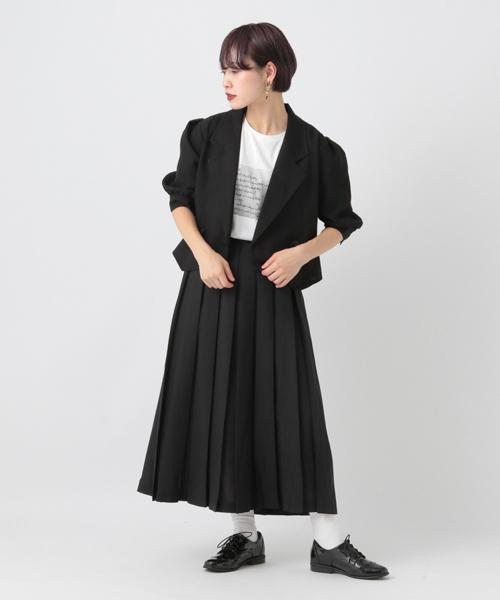 [kutir] 【セットアップ】パワショルジャケット