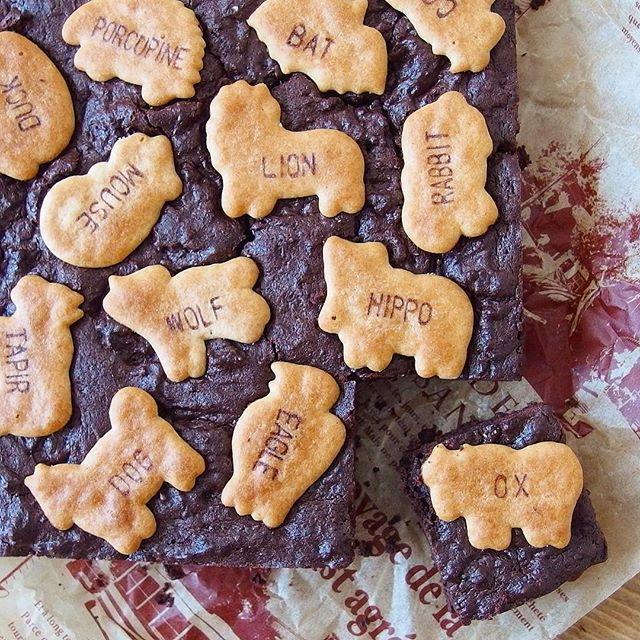 子供 簡単 チョコレートレシピ ブラウニー&クッキー