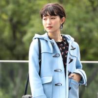 ショート丈コートコーデ30選♪《スタイル別》バランスの良い着こなしをご紹介!