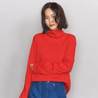秋服の存在感をよりアップ♡「レッド」のアイテムで作る大人コーデ特集