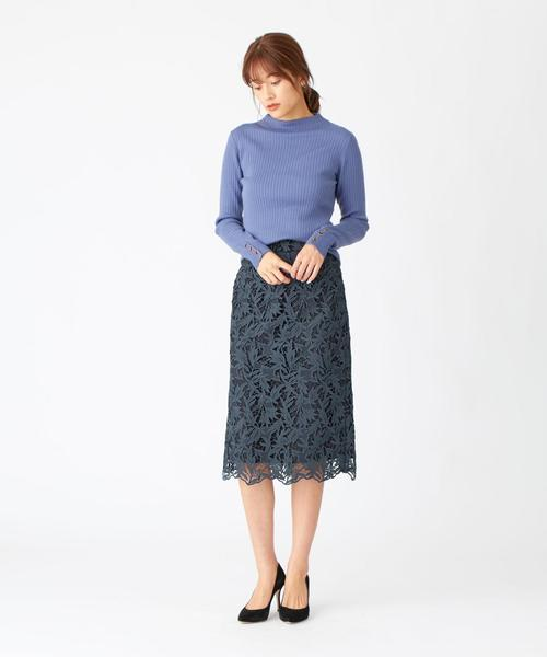 [EMMEL REFINES] ◆FC ケミカルレースIラインスカート②