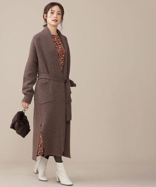 北海道 3月 服装 ワンピースコーデ5