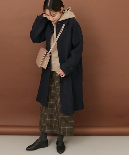 北海道 3月 服装 スカートコーデ3