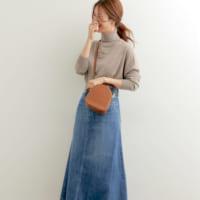 定番だからこそこだわりたい♡《デニムパンツ・デニムスカート》のお洒落コーデ