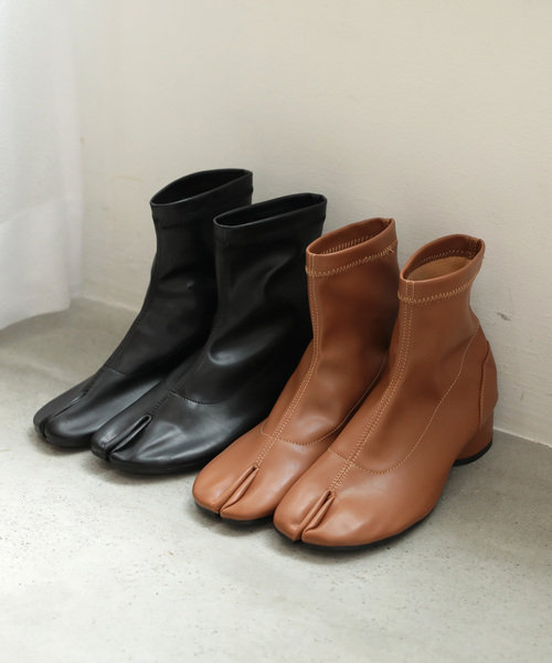 [DONOBAN] 足袋ショートブーツ