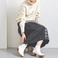 この冬楽しみたい【明るめカラーのブーツ】☆お手本スタイル15選