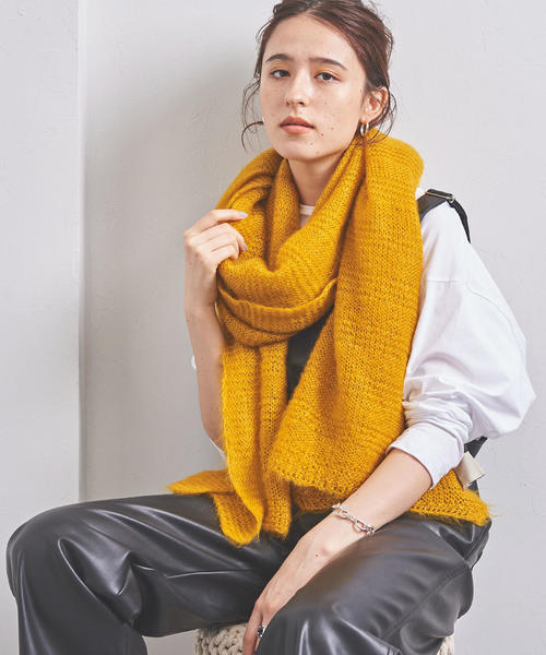 [UNITED ARROWS] <denovembre> BRUME SCARF