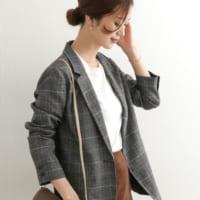 【2020】オフィスカジュアルにはジャケットが使える!冬のお手本コーデ特集