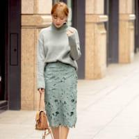 大人っぽく、そして女っぽく♡「スカート」で作る冬のレディースコーデ特集