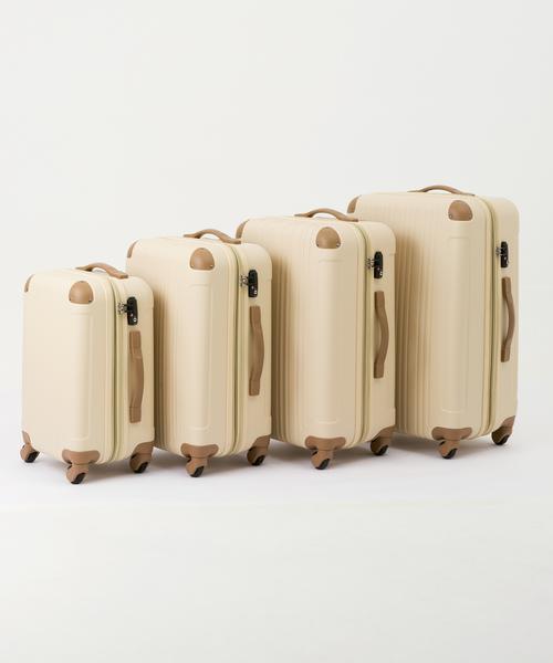[LEGEND WALKER] マルチサイズ/拡張機能/コーナーパッド付き ファスナーキャリーケース