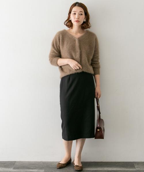 [URBAN RESEARCH ROSSO WOMEN] ベーシックタイトスカート
