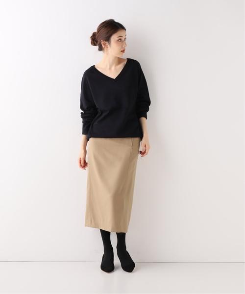 [Spick & Span] サキソニータイトスカート◆