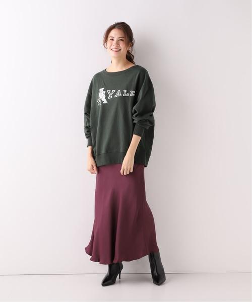 [Spick & Span] 【SECOND FEMALE】マーメードスカート◆