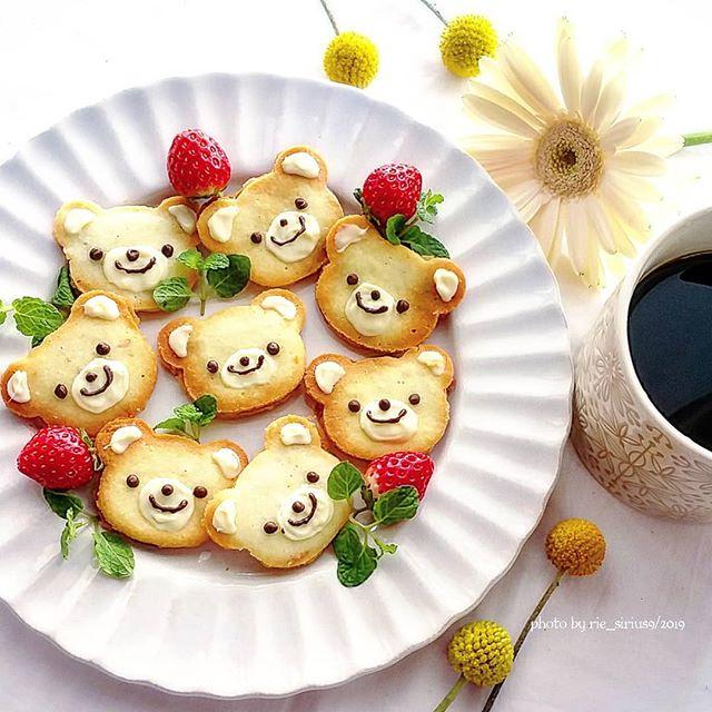 ホワイトデーのクッキーレシピ《子供向け》