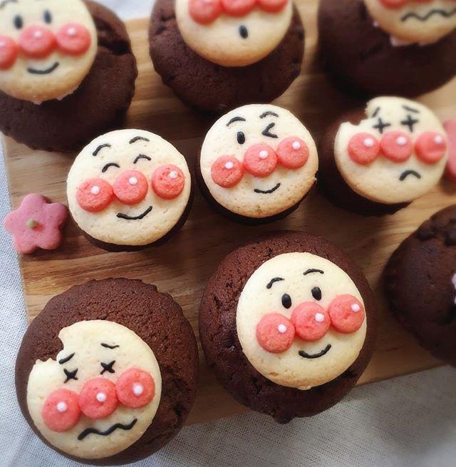 子供 簡単 チョコレートレシピ カップケーキ4
