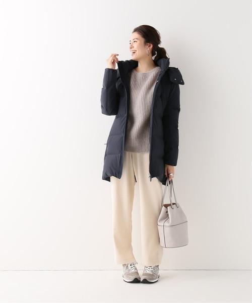 北海道 3月 服装 パンツコーデ5