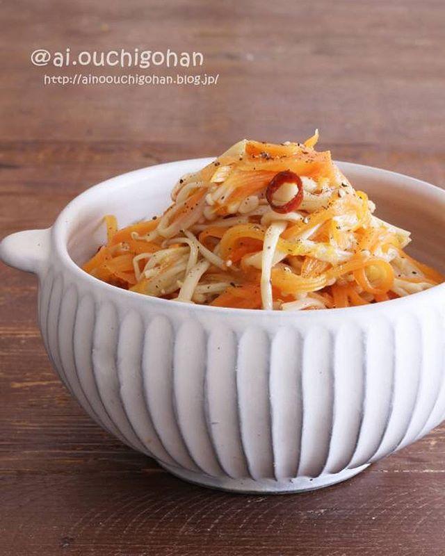 えのき 作り置き 人気レシピ 常備菜6