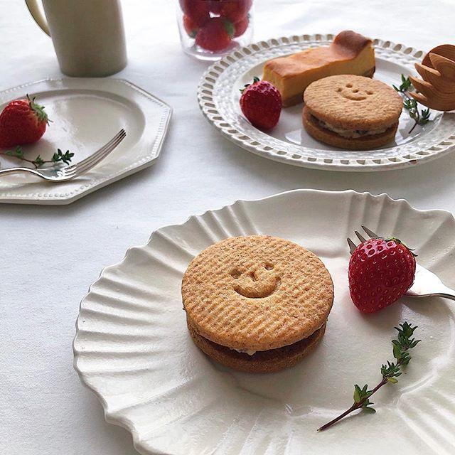 ホワイトデーのクッキーレシピ《クッキーサンド》4