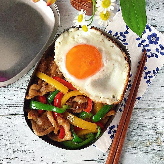 パプリカ 人気 作り置き レシピ お弁当4