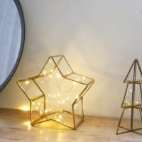 小さな粒が宝石のように輝く☆自由自在に飾れる「LEDストリングライト」