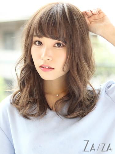 イエベ女子に似合う髪色13