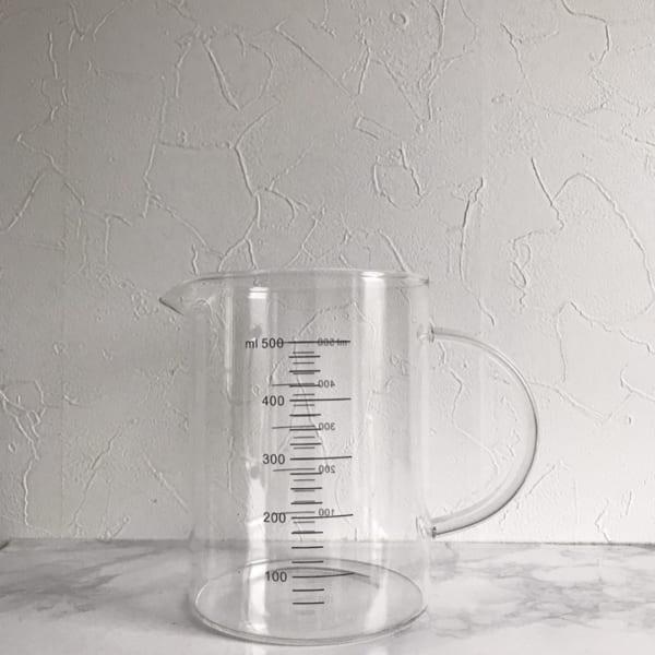 耐熱計量カップ 500ml