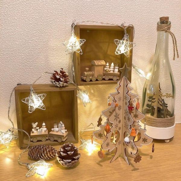 MDFクリスマスツリー