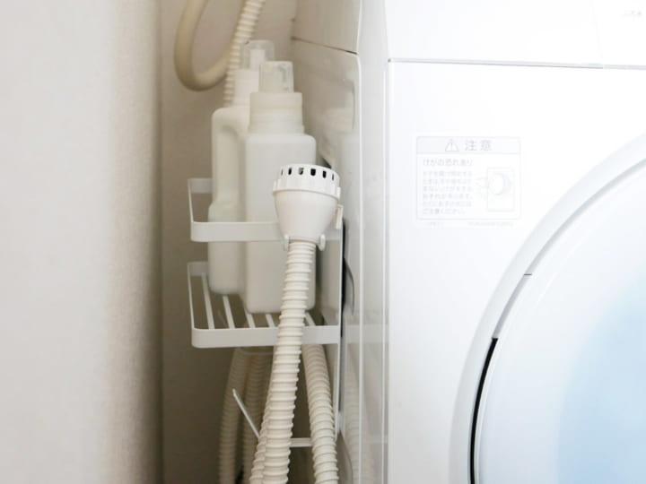 洗濯機横マグネットラック7