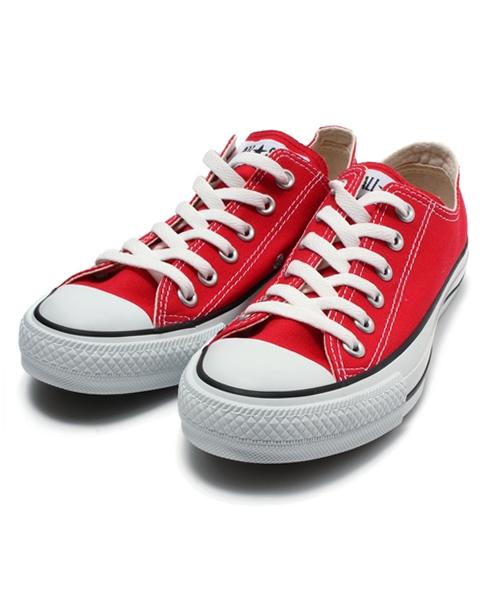 [ABC-MART] converse コンバース ALL STAR OX オールスター OX 3216 RED(US)