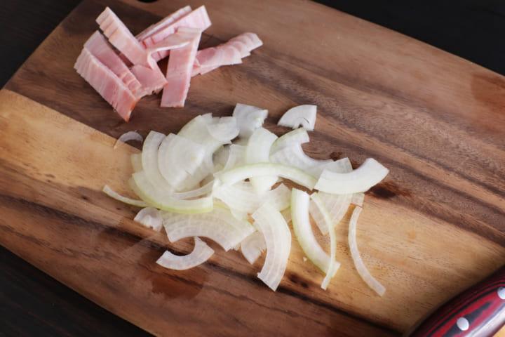 切り置き野菜で簡単調理3