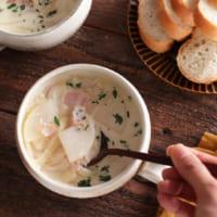 【連載】切り置き野菜で簡単調理!旬の大根を使ったクリームスープ
