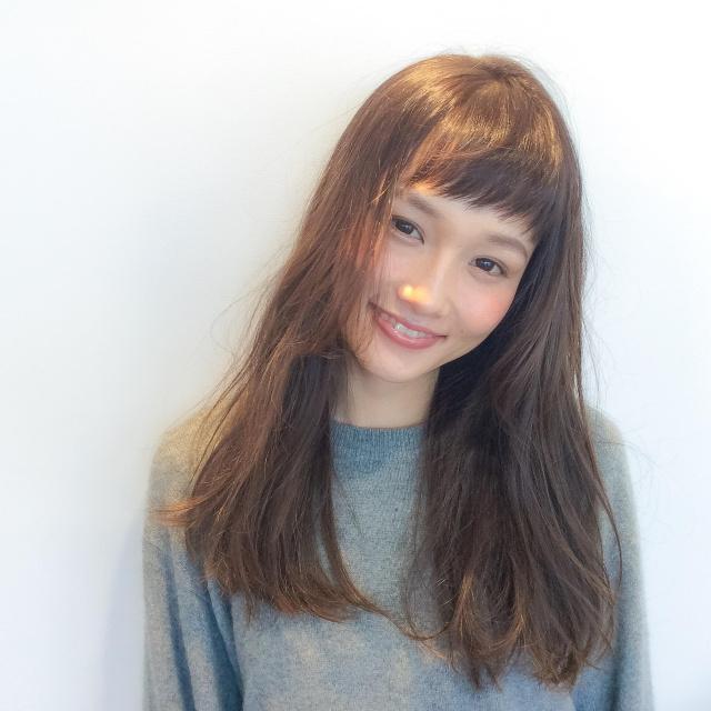 イエベ女子に似合う髪色5