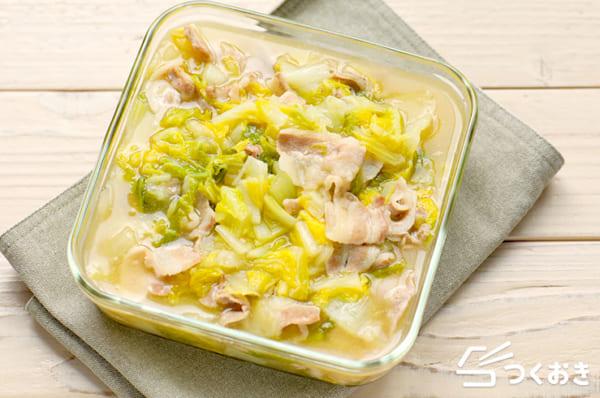 白菜の絶品レシピ18