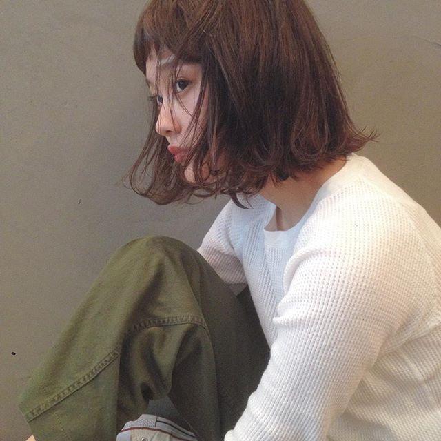 イエベ女子に似合う髪色17