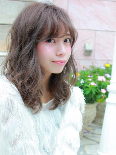 イエベ女子に似合う髪色18