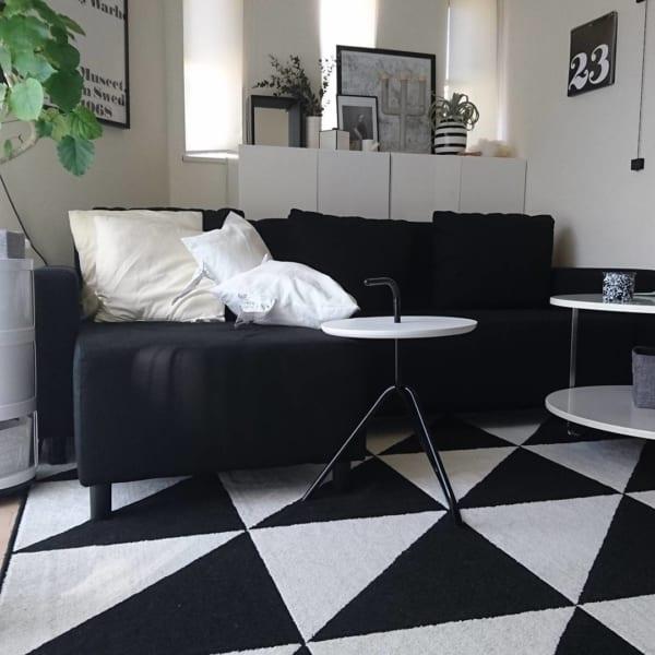 IKEAのソファ2