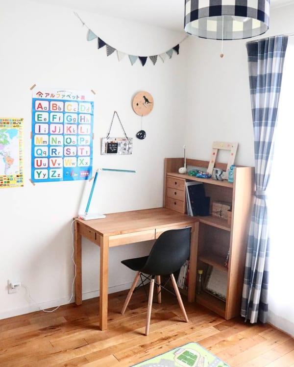 6畳 子供部屋レイアウト 一人部屋6