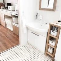 洗面所の隙間収納アイデア特集!狭い空間を最大限に活用する方法をご紹介☆