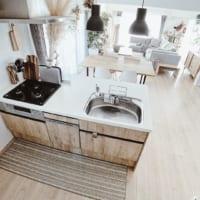 おしゃれだから家事が楽しくなる♡素敵で使いやすいキッチン実例