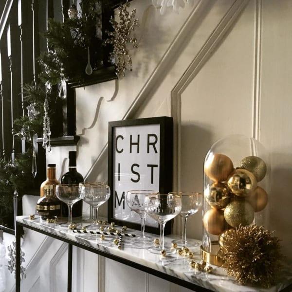 海外インテリア クリスマス14