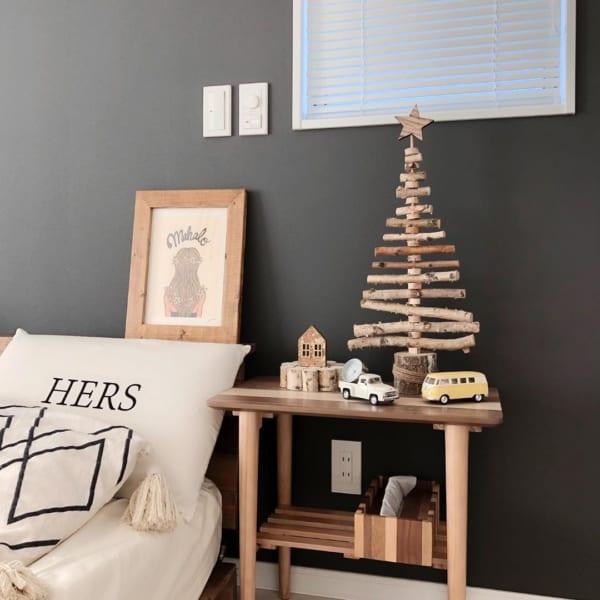クリスマスツリーや雑貨をおしゃれに飾るためのアイデア1111