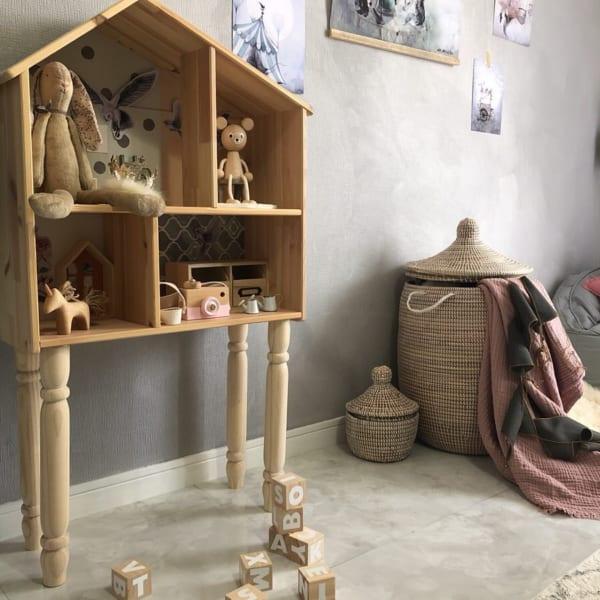 DIYでおしゃれなカスタマイズを楽しめる棚