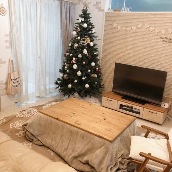 クリスマスツリーや雑貨をおしゃれに飾るためのアイデア2