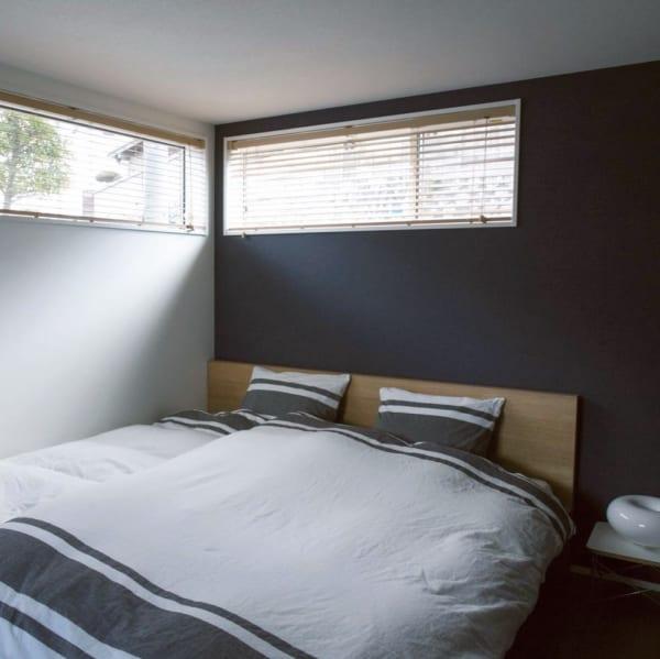ナチュラルモダンインテリア 寝室4