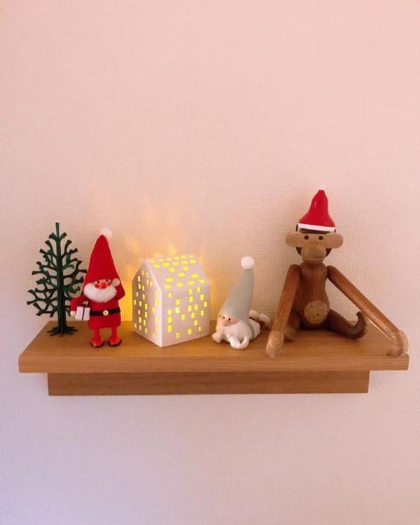 クリスマスツリーや雑貨をおしゃれに飾るためのアイデア33