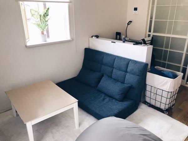 4畳部屋のレイアウト4